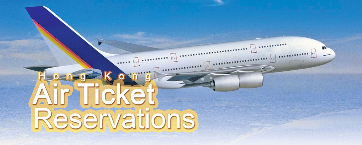 Air Ticket Reservations